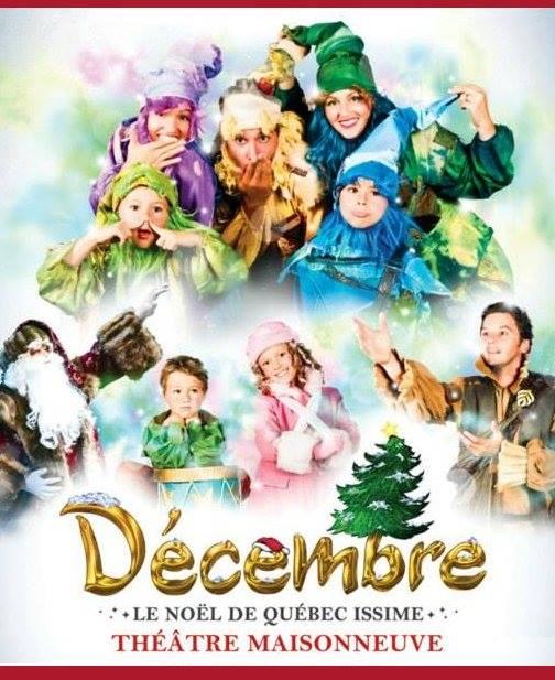 QI Décembre, le Noël de Québec Issime 2013